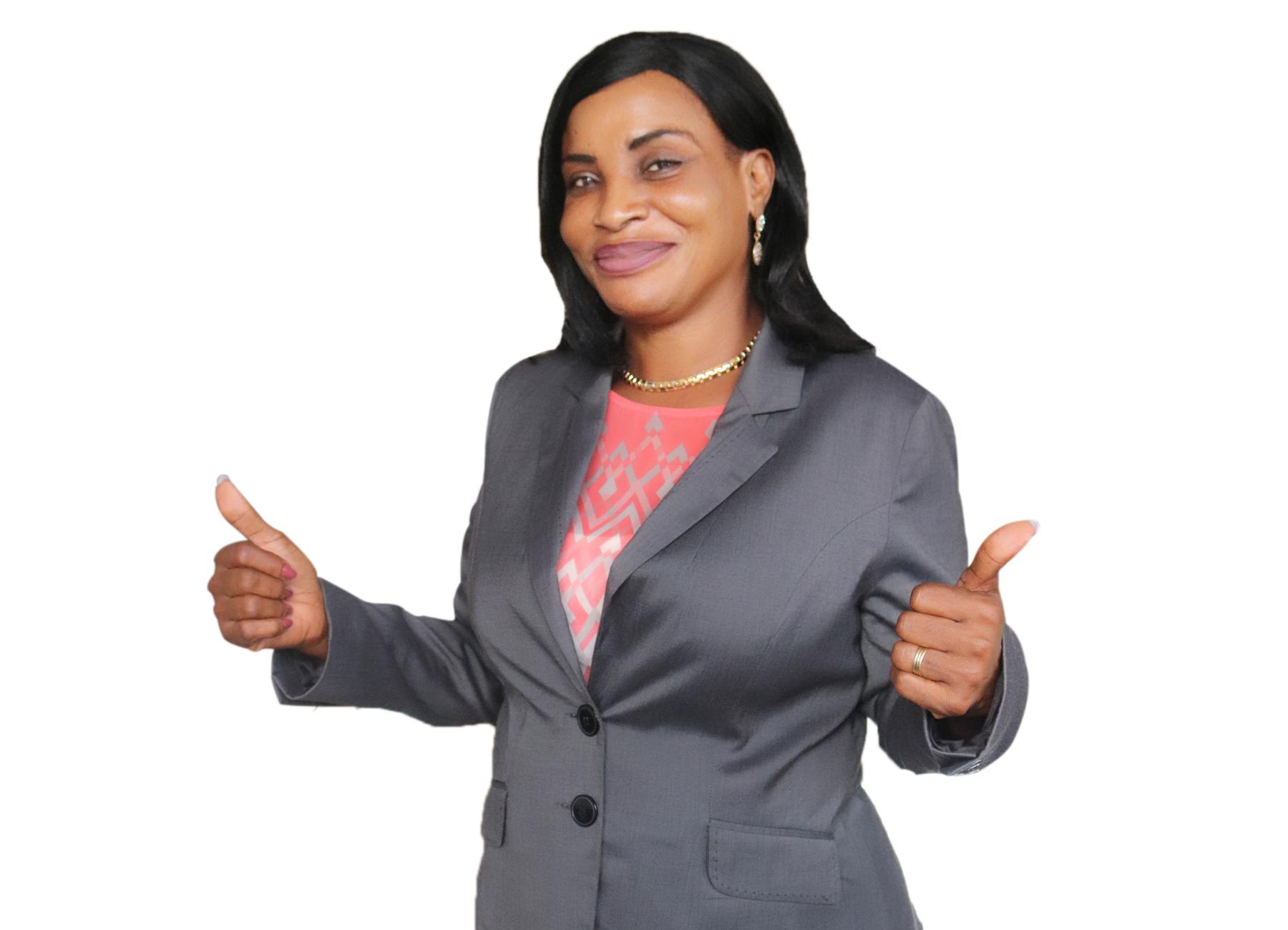 Antoinette LOBA Elections législatives Côte d'Ivoire mars 2021 Parti Ecologiste Ivoirien